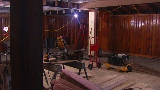 Klinger's on Carsonia shows work of rebuilding after fire