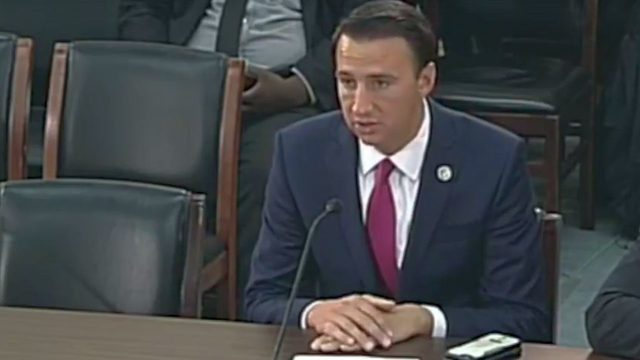 Costello tells committee of opioid epidemic's local impact