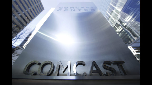 Comcast Corporation's (NASDAQ:CMCSA)
