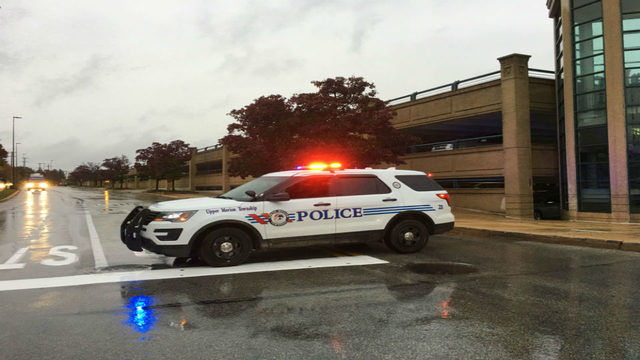Armed suspect shot outside of King of Prussia Mall