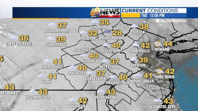 WFMZ-TV 69News Weather - Local Radar - WFMZ
